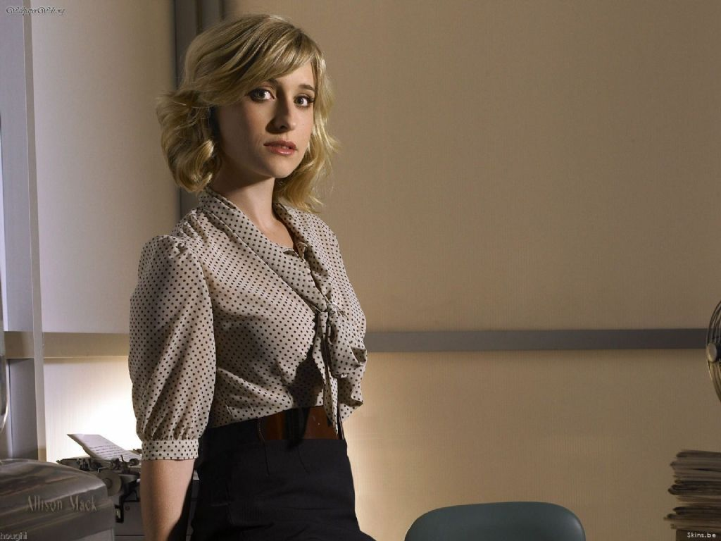 Allison Mack   Allison Mack Wallpaper 24301259 1024x768