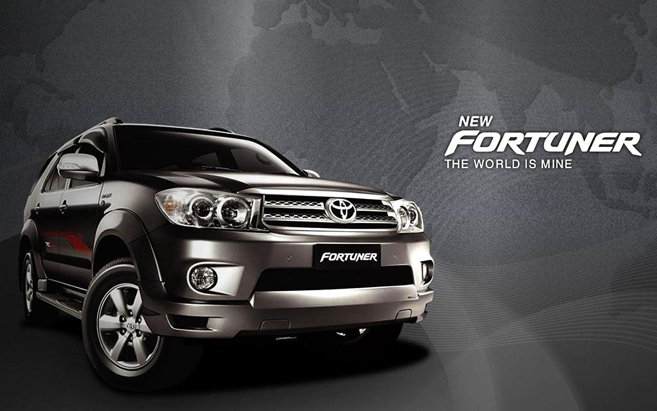 Toyota Fortuner wallpaper 1280x800 25346 1280x800