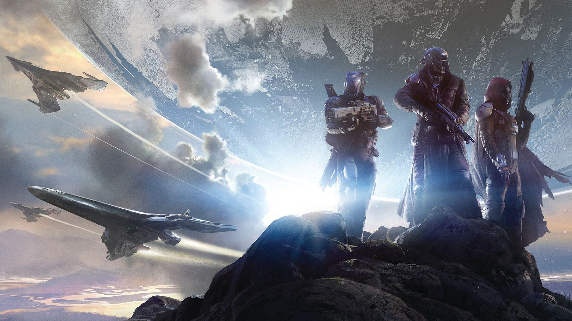 Destiny 32 gamers 1920x1080