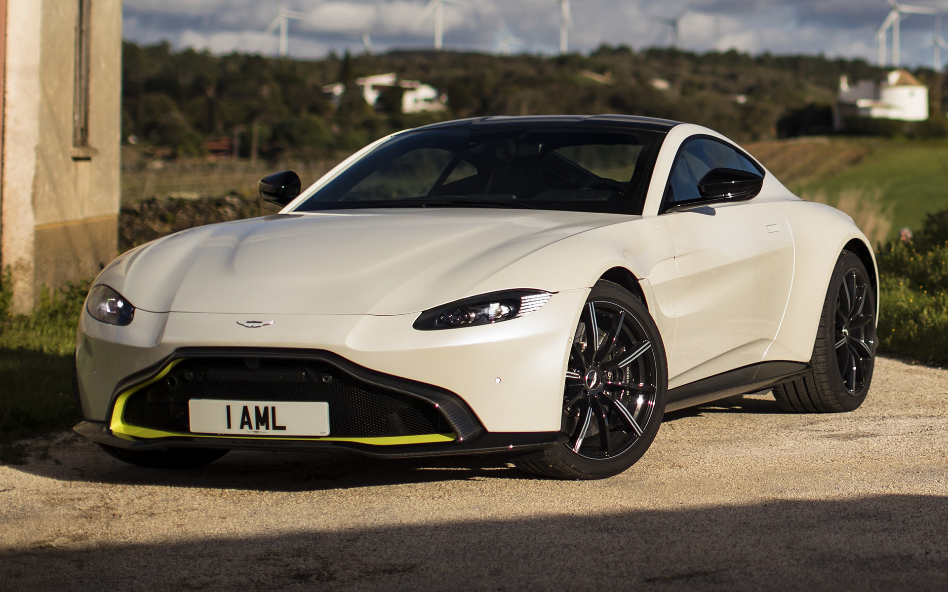 2018 Aston Martin Vantage   Wallpapers and HD Images Car Pixel 1920x1200