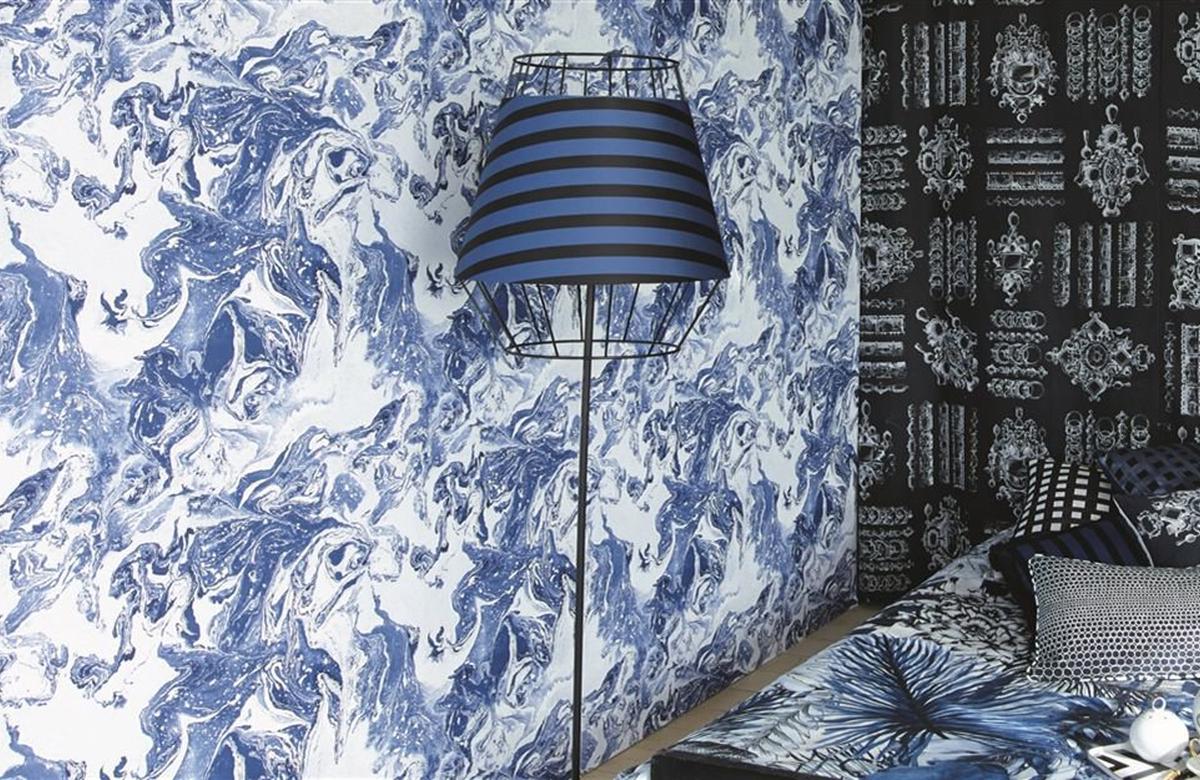 Bain de Minuit Christian Lacroix Wallpaper Enquire Today 1200x780