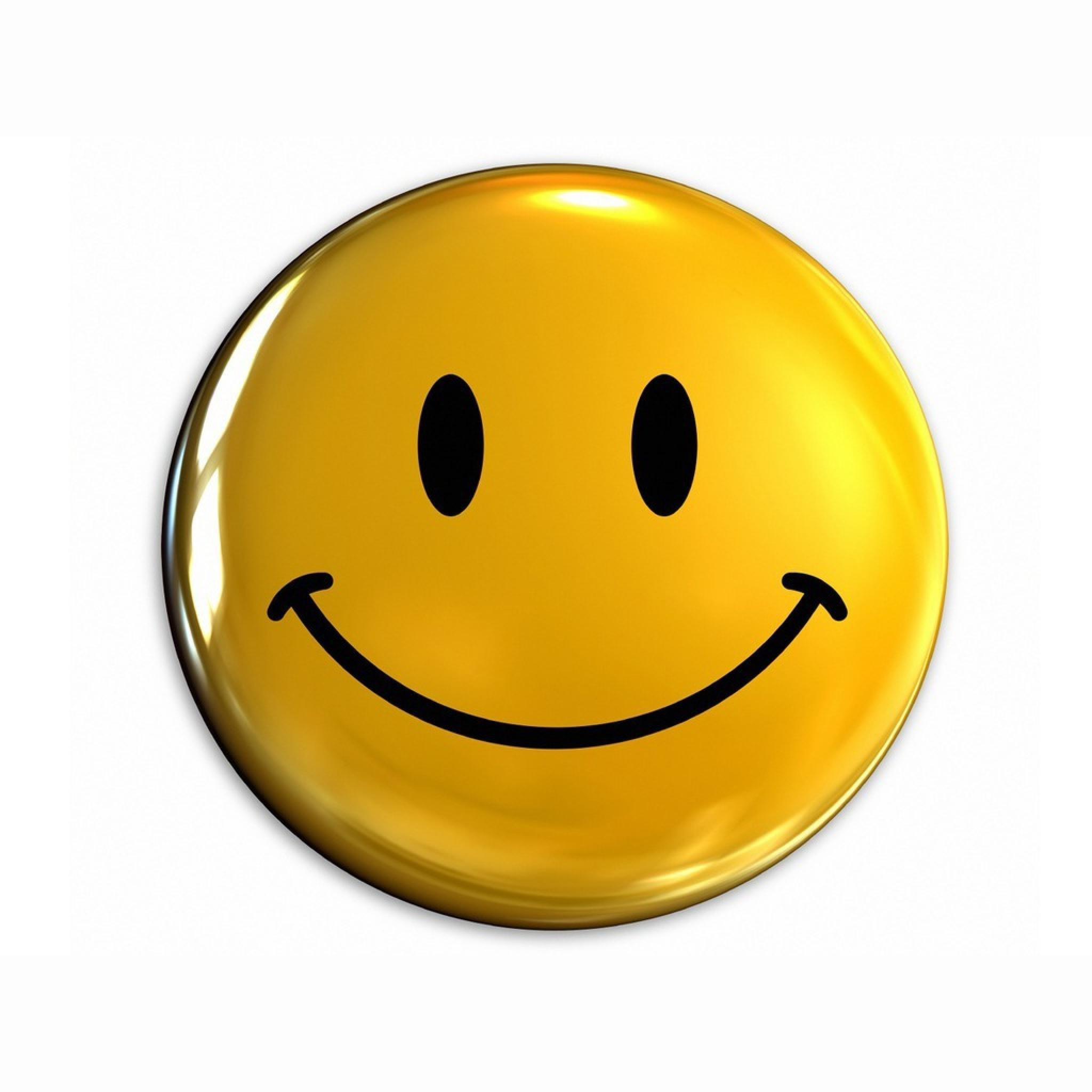 Miscellaneous   Smiley Face Emoticon   iPad iPhone HD Wallpaper 2048x2048