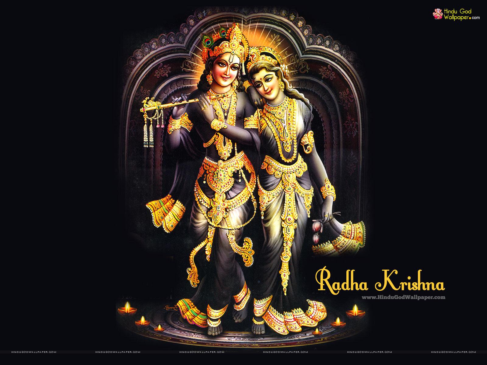 Krishna Wallpapers Hd Radha krishna 1600x1200