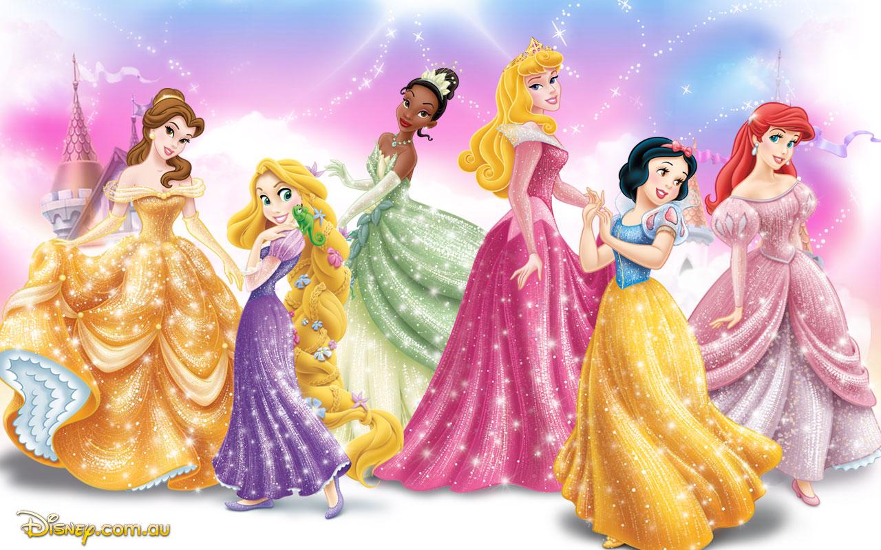 Disney Princess - Disney Princess Wallpaper (30799539 ...