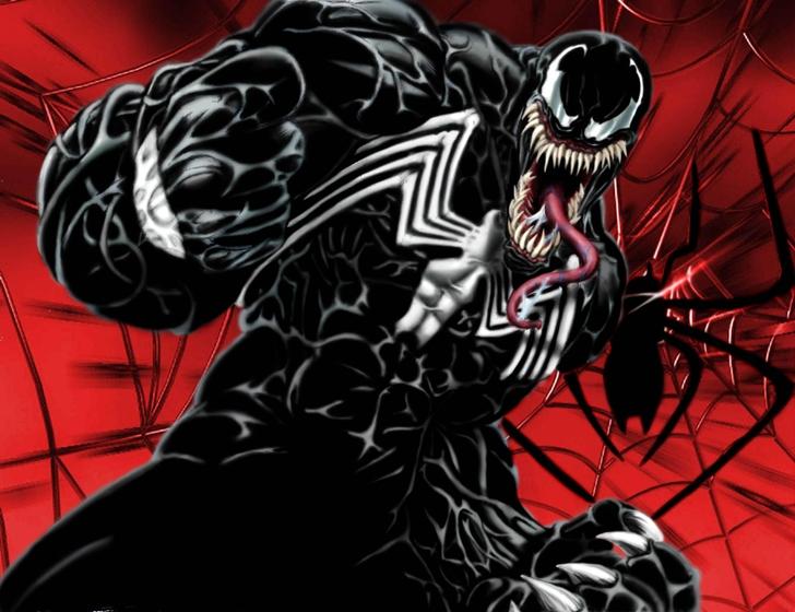 Pics Photos   Venom Spider Man Marvel Comics Spiderman Hd Wallpaper Of 728x560