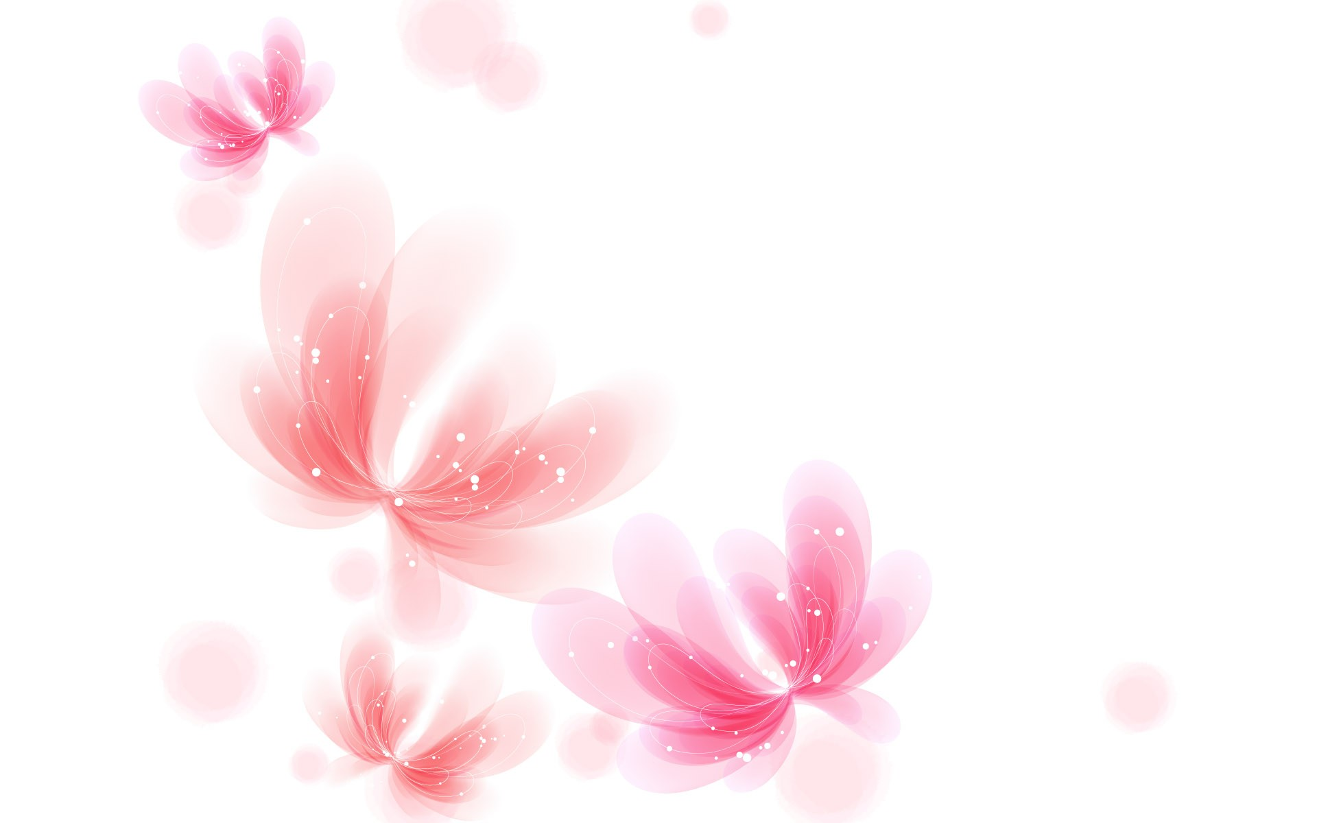 Pink White Wallpaper 1920x1200 Pink White Background 1920x1200