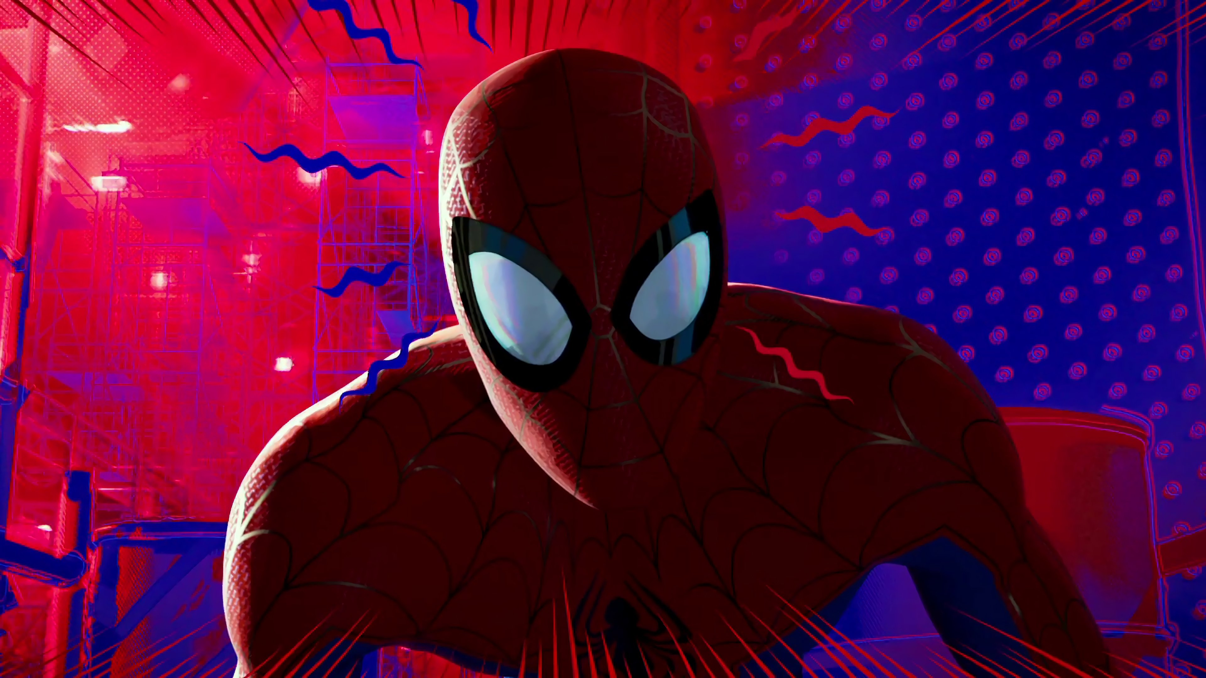 Free Download Spider Man Into The Spider Verse 4k Ultra Hd