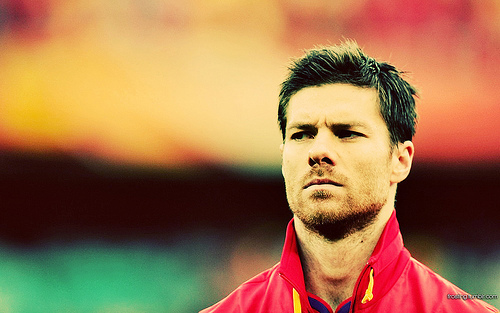 Xabi Alonso desktop wallpaper Ive had a lot of people ask 500x313