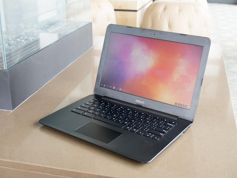 ASUS C300 Chromebook review Android Central 800x600