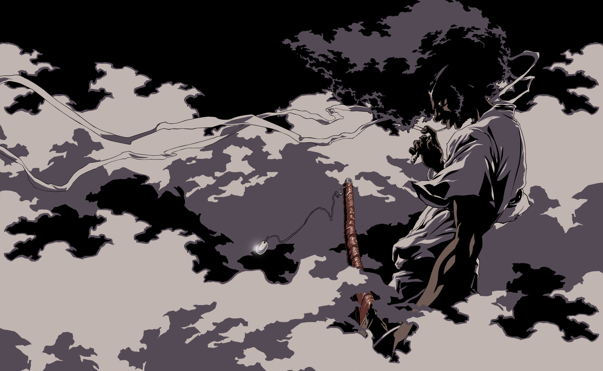 Afro Samurai Wallpaper Backgrounds 1 1920x1182