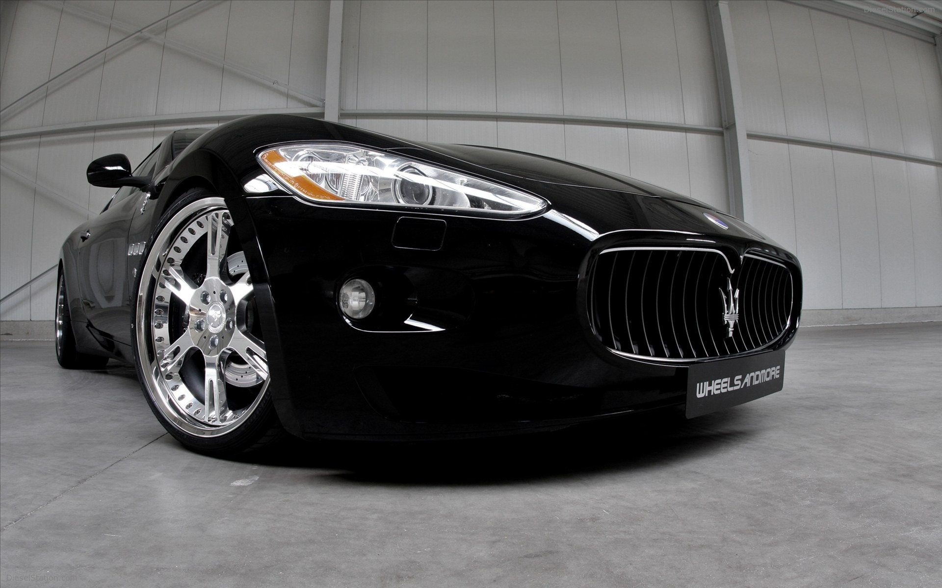 Maserati GranTurismo 2011   Wheelsandmore Widescreen Exotic Car 1920x1200