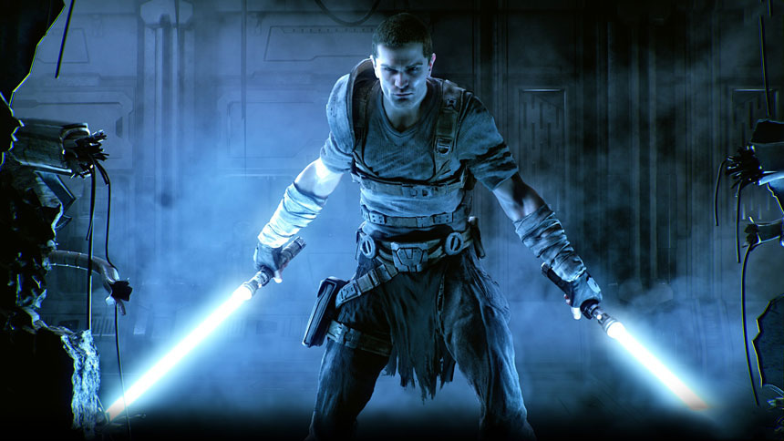 Star Wars The Force Unleashed II Wallpaper in 1440x900 860x484