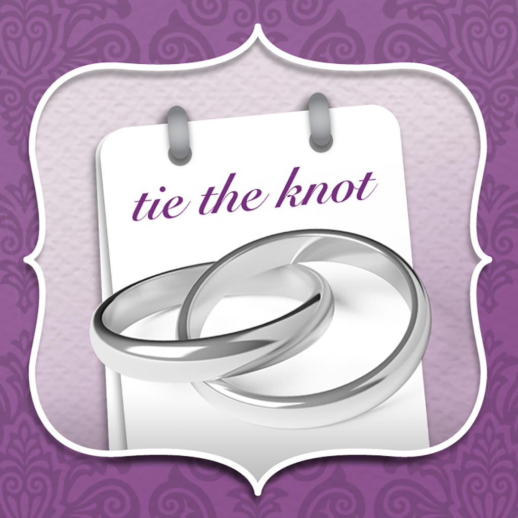 Tie The Knot   Wedding Countdown on the App Store on iTunes 1024x1024