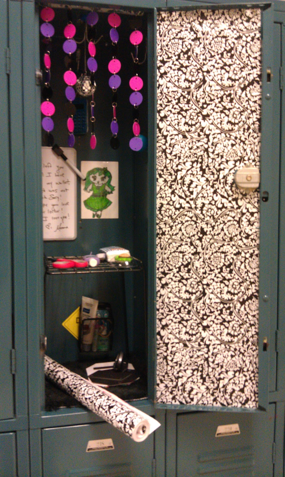 locker wallpaper walmart