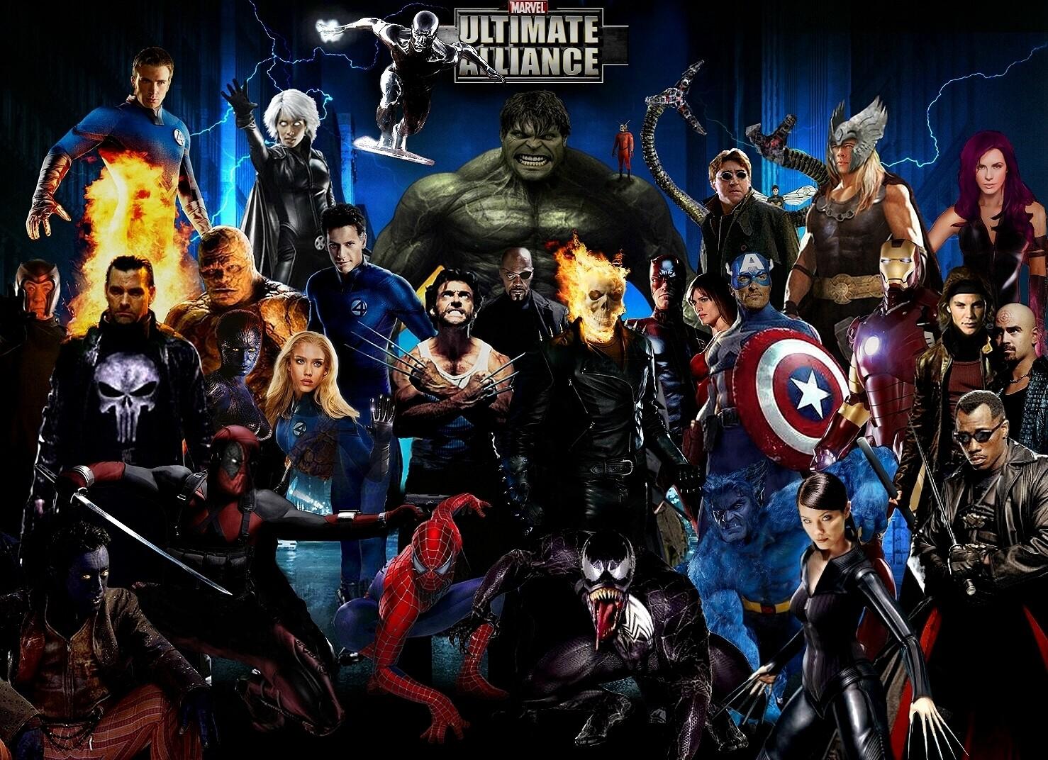 wallpaper alliance ultimate - photo #4