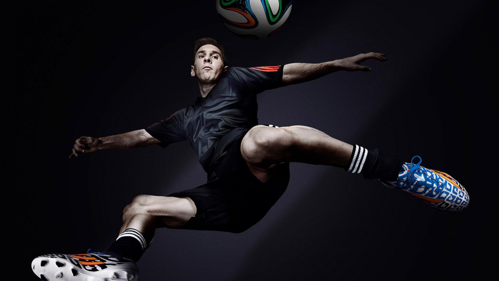 Leo Messi Adidas Hd Wallpaper Image Wallpapers 1600x900