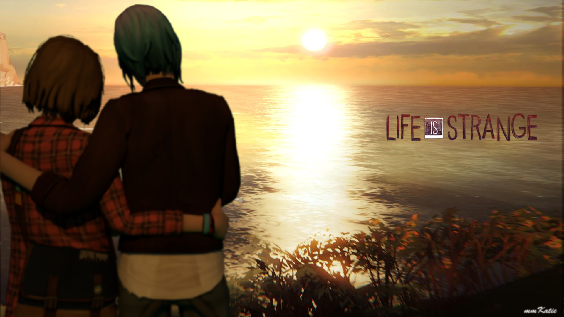 Free Download Chloe And Max Life Is Strange By Mmkatie 1920x1080