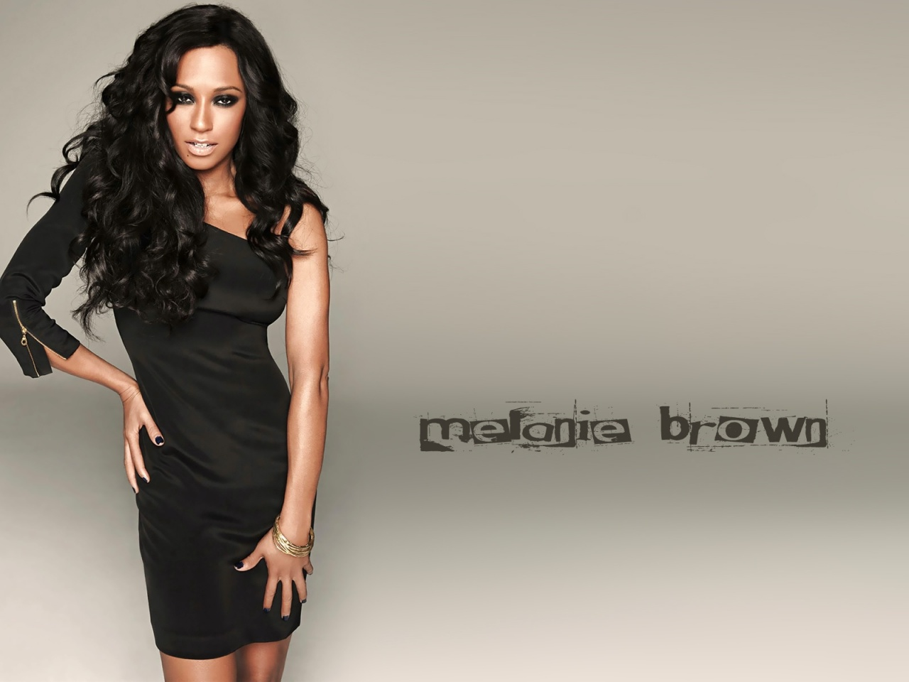 Brown naked melanie Mel B's
