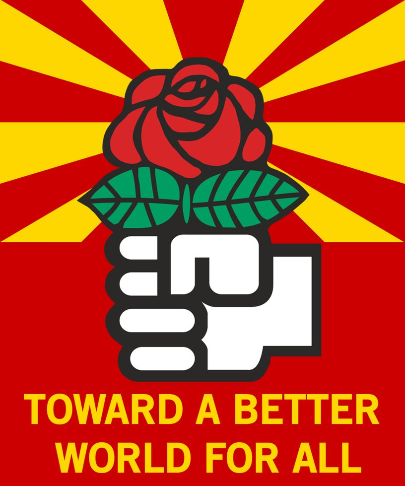 socialist international poster by frankoko d4j2yrjpngSocialism 816x979