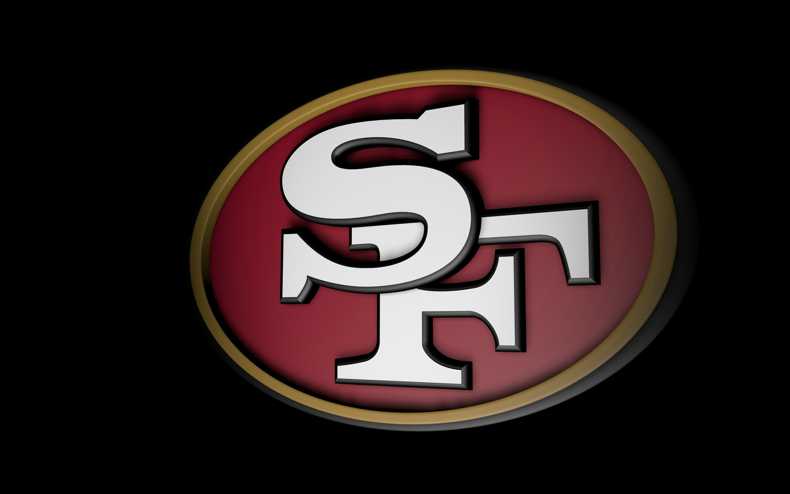 2011 NEW 49ers Graphics   Photoshop   Wallpapers   Schedules Page 3 2560x1600