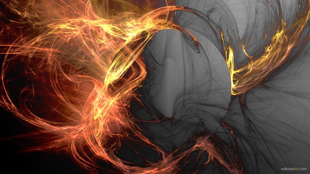 Download Flames HD Wallpaper Wallpaper 1280x720