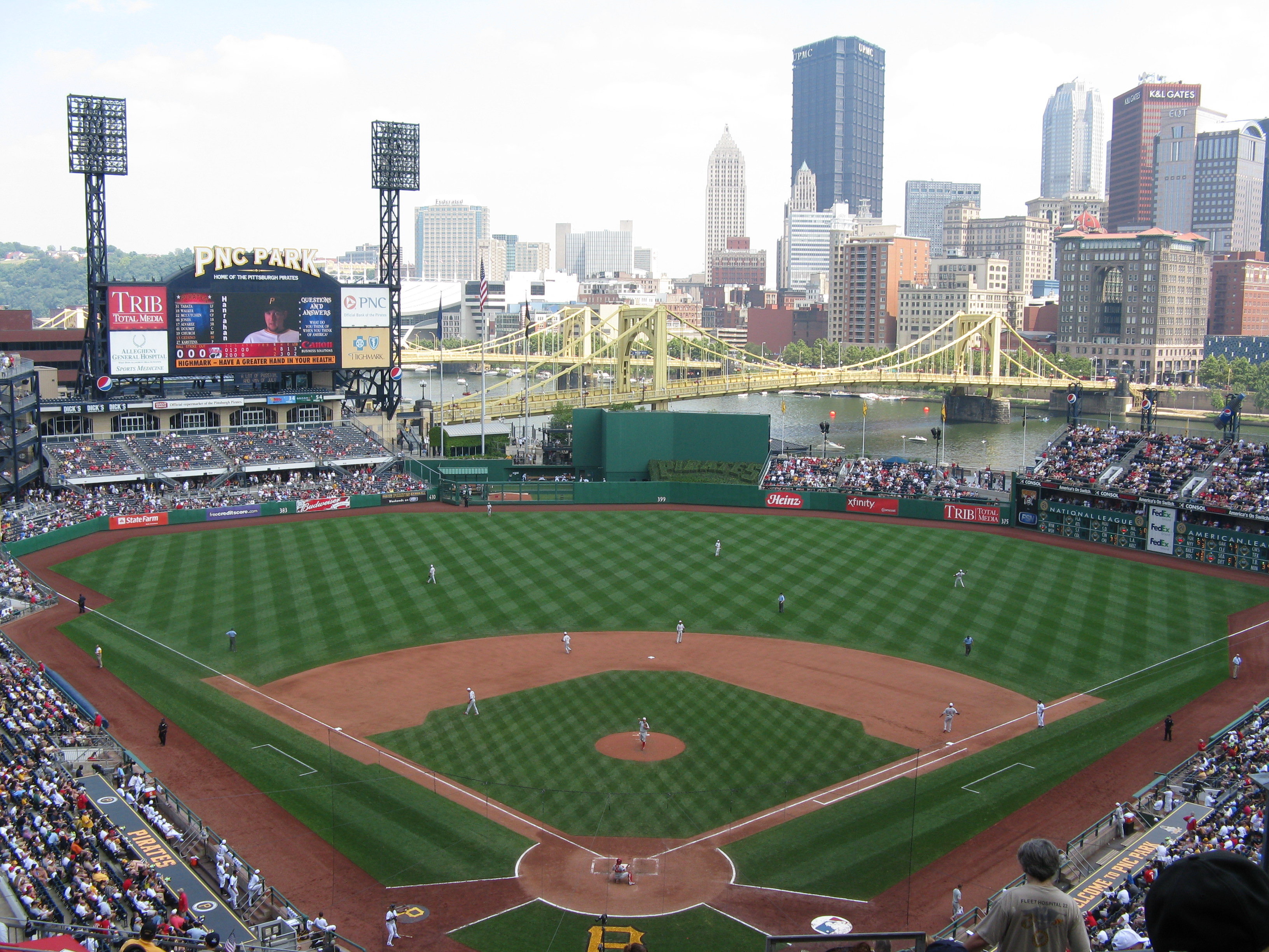 Park How do Pennsylvanias Major League baseball stadiums compare 3264x2448
