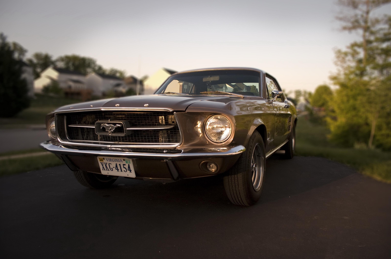 1967 Mustang Wallpaper 3060x2030