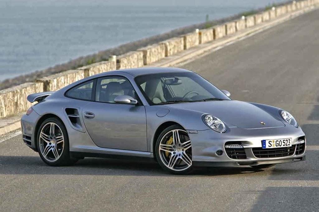 Porsche 911 Turbo HD Wallpaper 1024x682