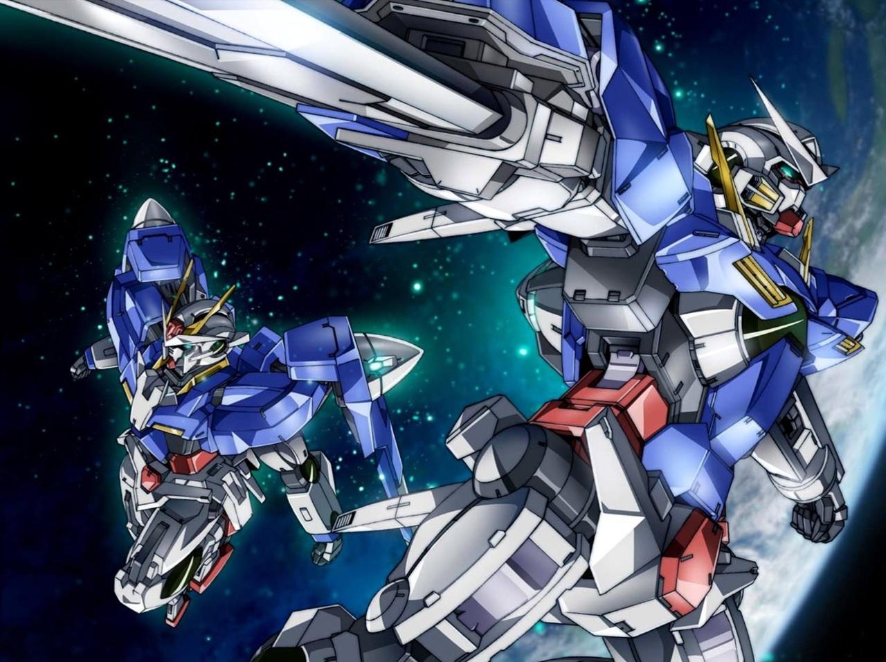Gundam 00 Exia   wallpaper 1280x956