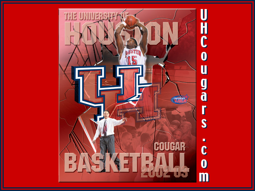 University of Houston Athletics UH Cougars Official Athletic 1024x768