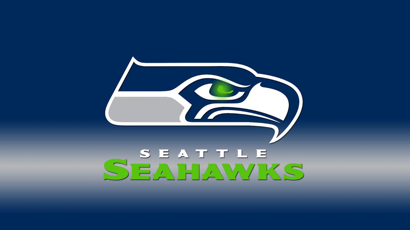 Simple Seattle Seahawks Wallpaper Background Seattle seahawks 1366x768