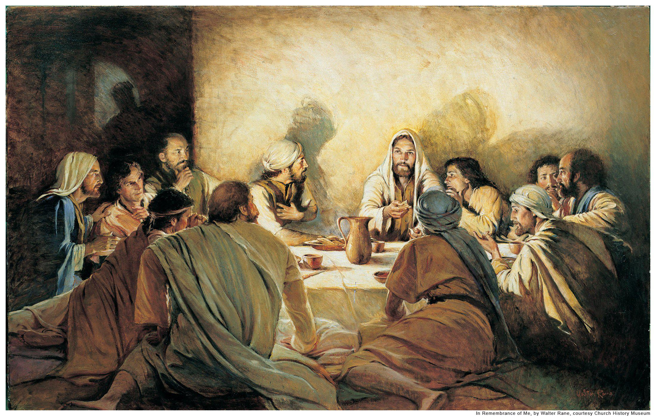 The last supper   103275   High Quality and Resolution Wallpapers 2200x1395
