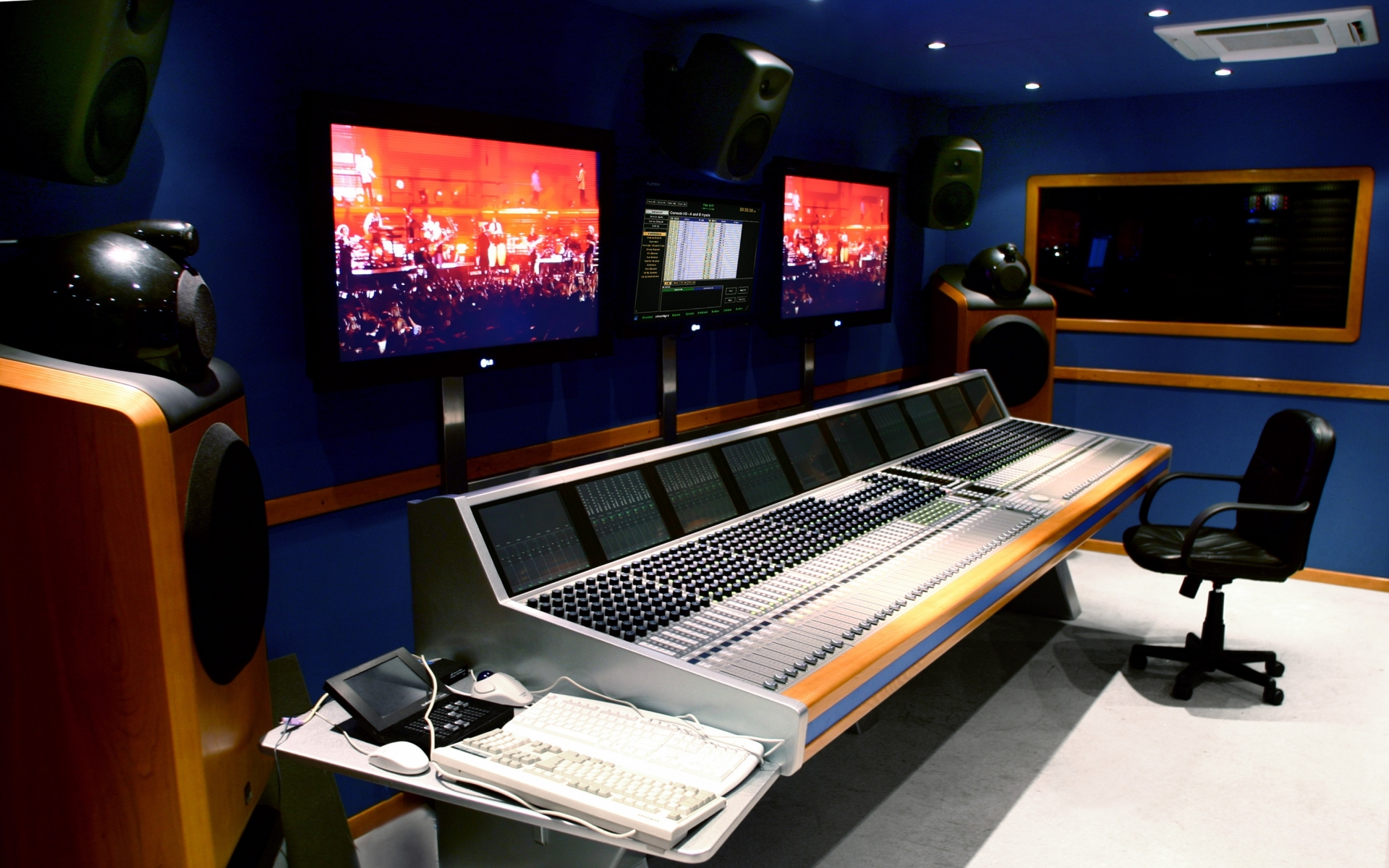 Music studio wallpaper   Imagui 1920x1200