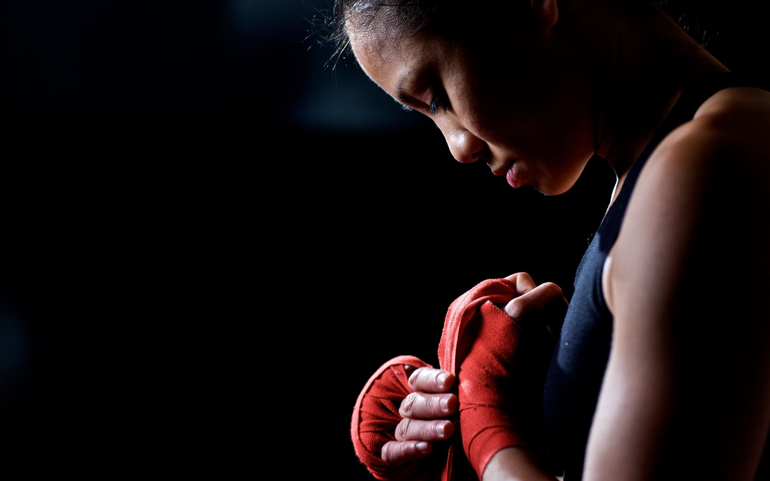 female kickboxing wallpaper kickboxing beneficios del cardio 2560x1600