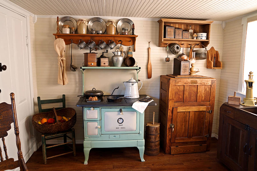 Old Country Kitchens Rustic Kitchens Farmhouse Kitchens Country 900x599