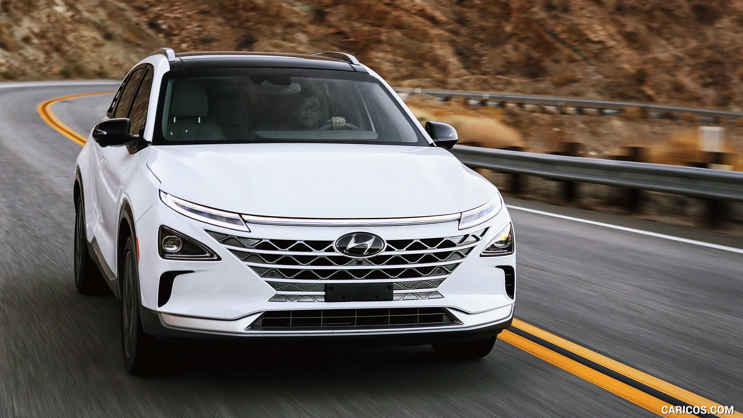 2019 Hyundai NEXO FCEV   Front HD Wallpaper 13 2560x1440