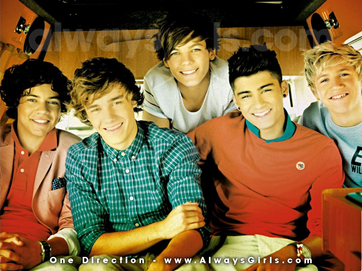 Cute Photography Love One Direction Wallpaper 1152x864
