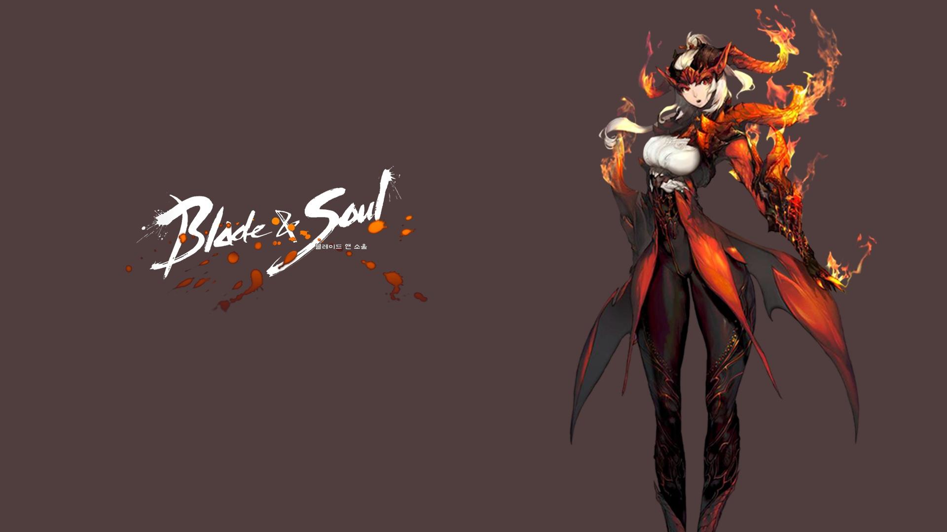 Blade And Soul Wallpaper: Blade And Soul Wallpapers HD