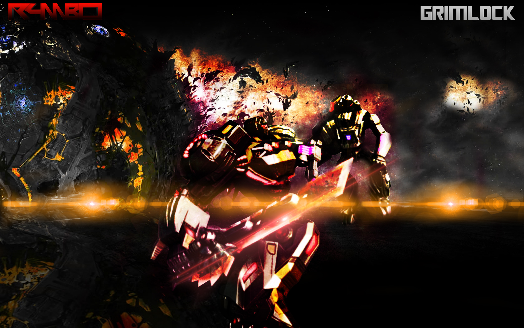 Transformers Fall of Cybertron Wallpapers 7 1680x1050
