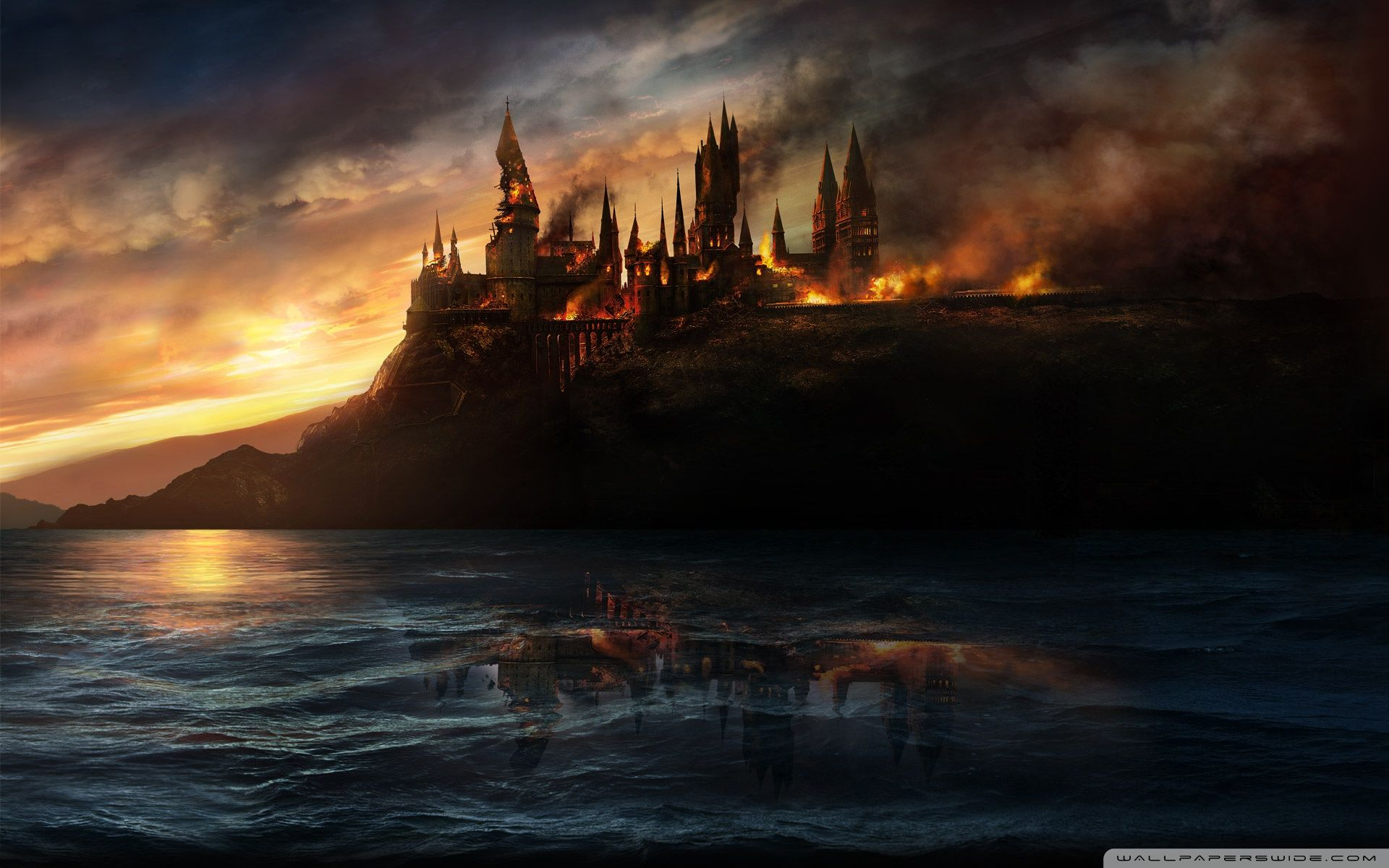 Harry Potter Wallpapers   Top Harry Potter Backgrounds 1920x1200