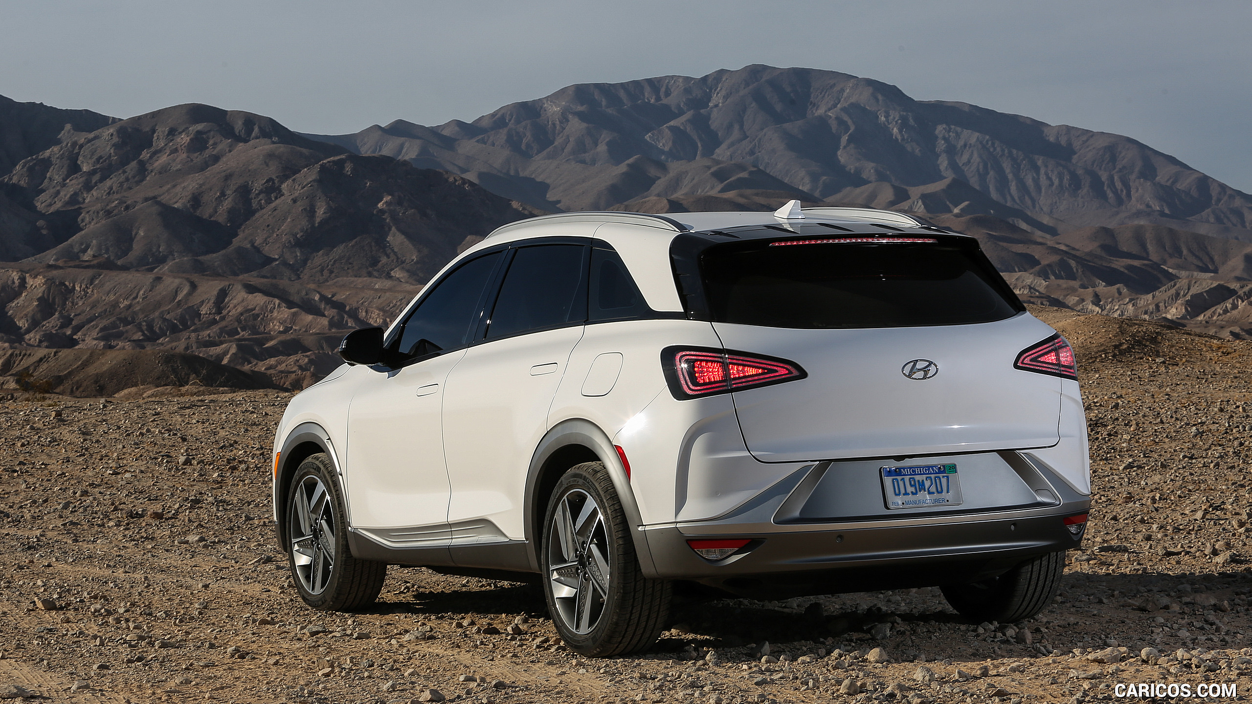 2019 Hyundai NEXO FCEV   Rear Three Quarter HD Wallpaper 50 2560x1440
