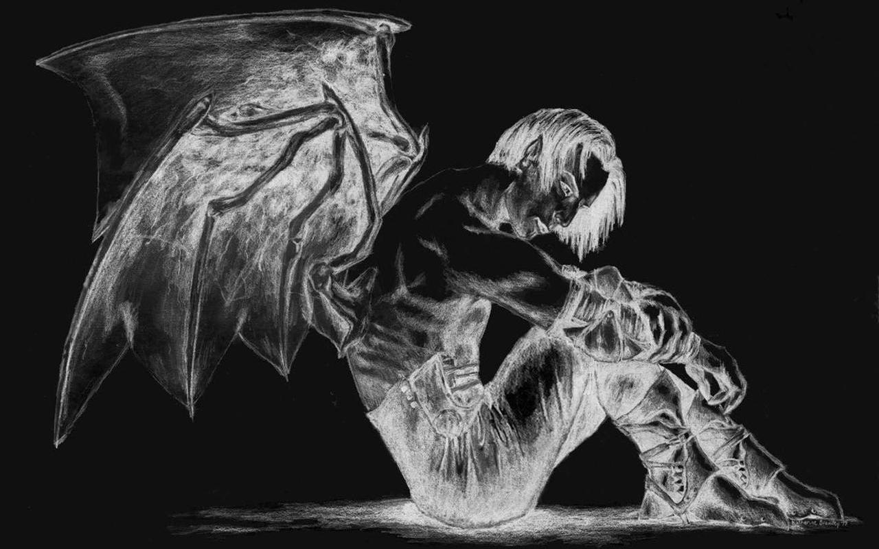 the fallen angel computer - photo #31