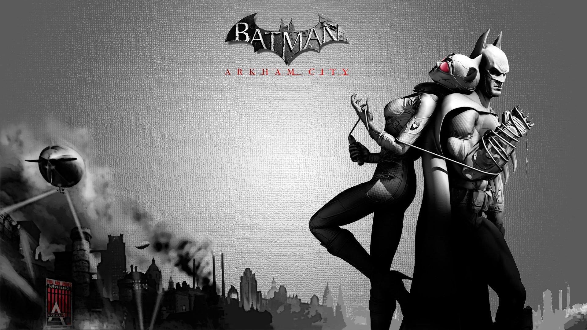 Batman   Arkham City wallpaper 14046 1920x1080