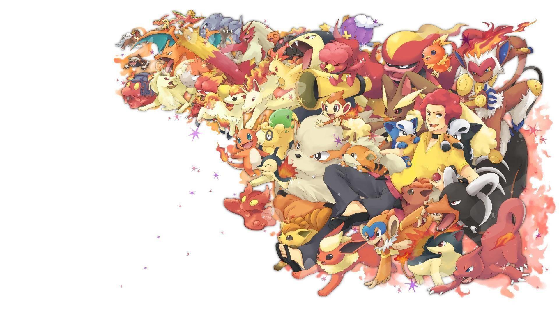 68 Pokemon Christmas Wallpapers on WallpaperPlay 1920x1080