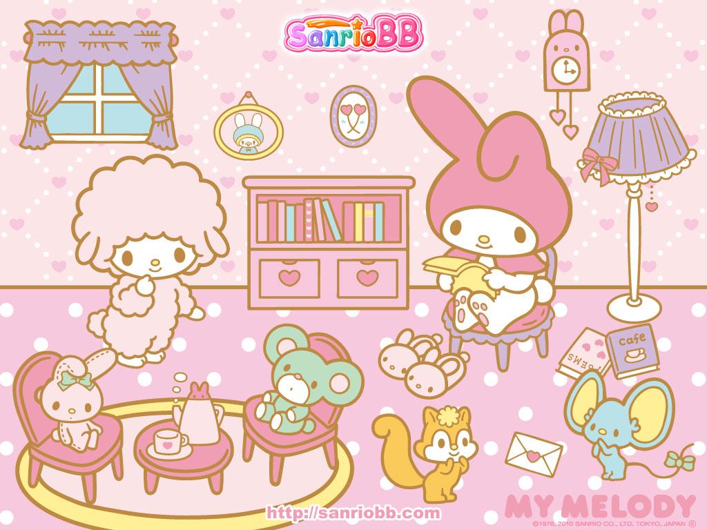 [45+] Sanrio My Melody Wallpaper on WallpaperSafari