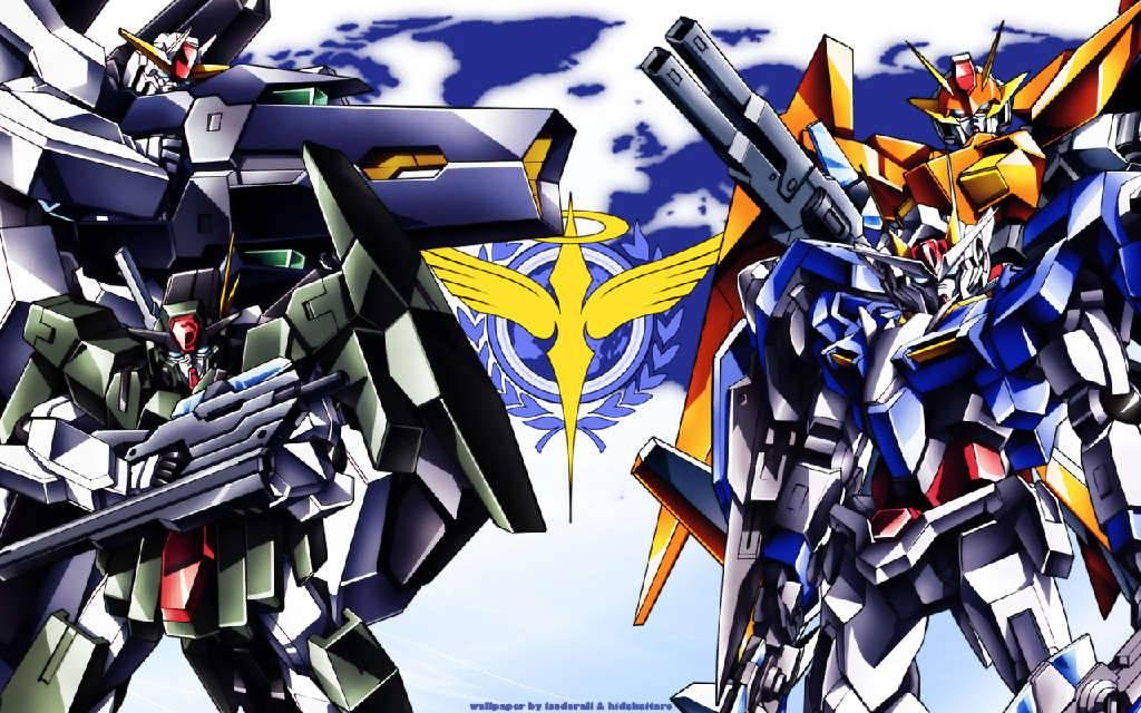 celestial being returns   Gundam 00 Wallpaper 1024x640