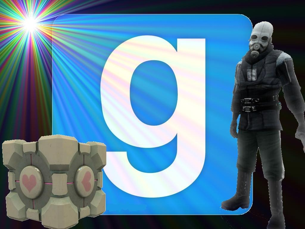 Garrys Mod Wallpaper by Awesome In A Can 1024x768