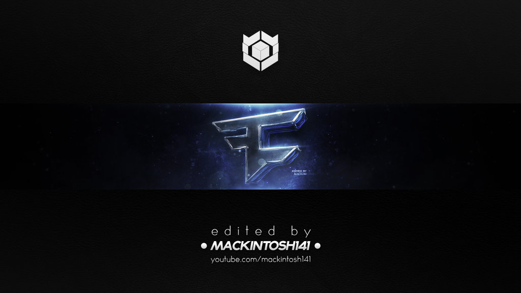 Blue Faze Clan Logo With No Words for Pinterest 1024x576