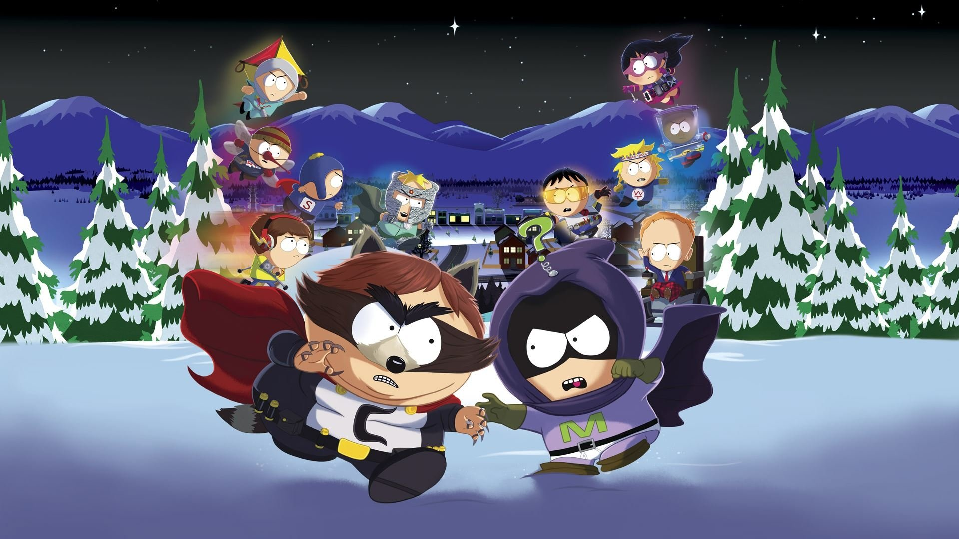14 South Park The Fractured But Whole HD Wallpapers Background 1920x1080