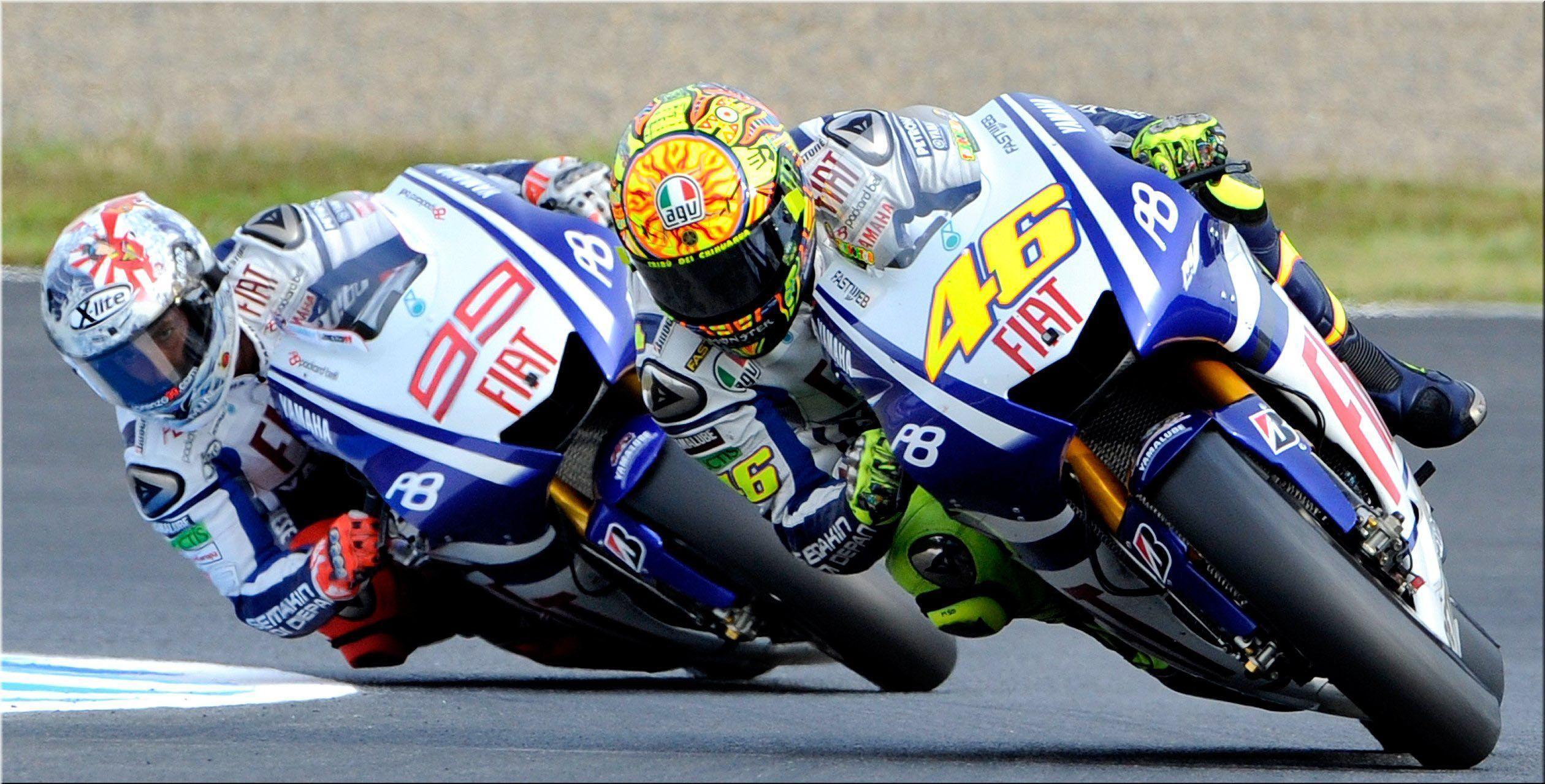 Moto GP Wallpapers 2520x1279